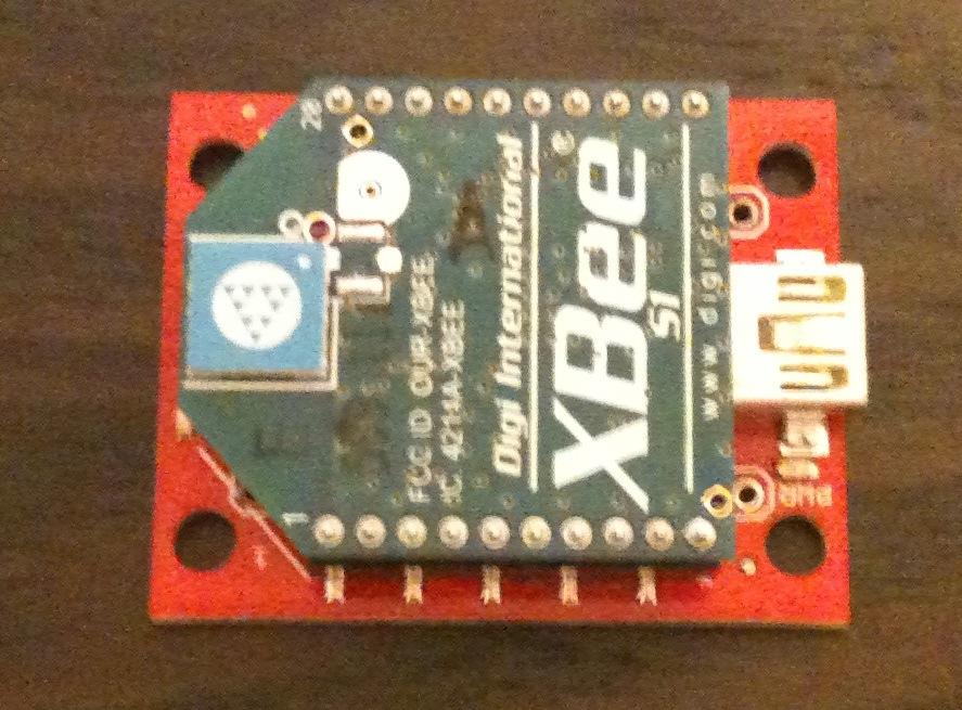 無線通信モジュール XBee