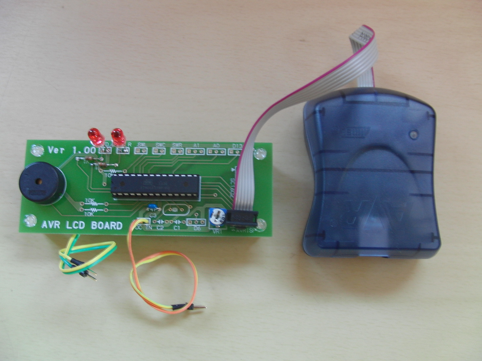 AVR LCDボードのコスト比較
