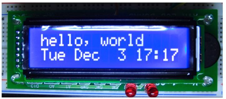 LCDキャラクターディスプレイモジュール比較